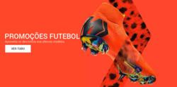 Promoção de Bazar Desportivo no folheto de Felgueiras