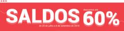 Promoção de Bazar Desportivo no folheto de Porto