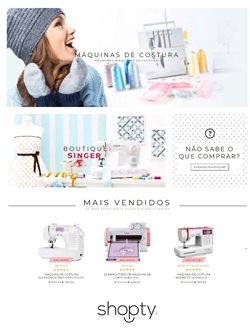 Ofertas Bancos e serviços no folheto Shopty em Lisboa ( 2 dias mais )