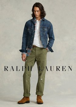 Ofertas de Ralph Lauren no folheto Ralph Lauren (  8 dias mais)
