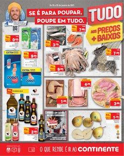 Ofertas de perfume no folheto Continente Bom dia (  Expira amanhã)