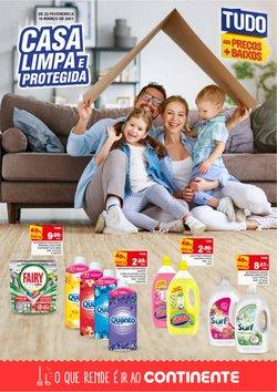 Promoções de Detergente líquido em Continente Bom dia