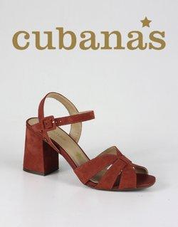 Ofertas Roupa, sapatos e acessórios no folheto Cubanas em Setúbal ( Publicado hoje )