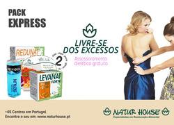 Promoção de Natur House no folheto de Lisboa