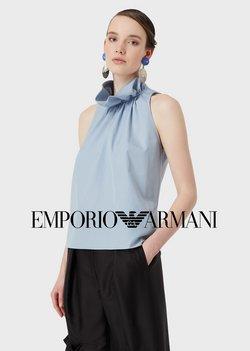 Ofertas de Emporio Armani no folheto Emporio Armani (  Mais de um mês)
