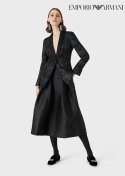 Ofertas de Marcas de luxo no folheto Emporio Armani (  3 dias mais)