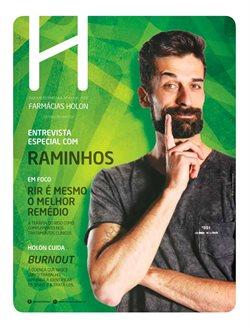 Ofertas Farmácias e Drogarias no folheto Farmácias Holon em Lisboa ( Publicado há 3 dias )