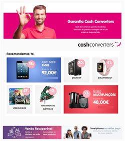 Folheto Cash Converters ( Mais de um mês )
