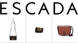Ofertas Marcas de luxo no folheto Escada em Braga ( Publicado hoje )