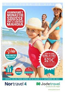 Ofertas de Viagens no folheto Jade Travel (  Mais de um mês)