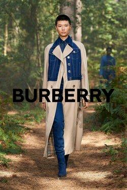 Ofertas de Burberry no folheto Burberry (  28 dias mais)