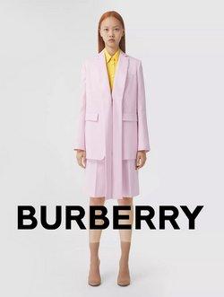 Ofertas de Burberry no folheto Burberry (  Mais de um mês)