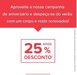 Promoção de Clínicas Persona no folheto de Porto