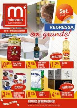 Catálogo Miranda Supermercados (  6 dias mais)