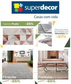 Ofertas de SuperDecor no folheto SuperDecor (  Expira hoje)