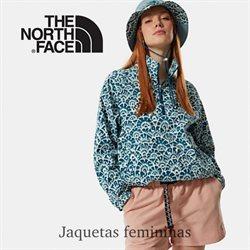 Ofertas Desporto no folheto The North Face em Braga ( Mais de um mês )
