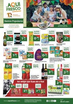 Ofertas de Supermercados no folheto Aqui é Fresco (  3 dias mais)