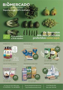 Ofertas de Biomercado no folheto Biomercado (  3 dias mais)