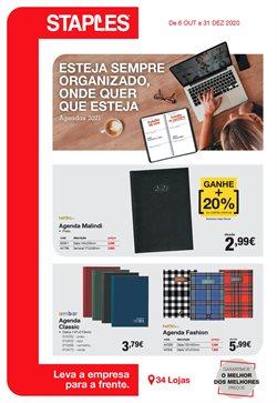Ofertas Livros e lazer no folheto Staples em Maia ( Mais de um mês )