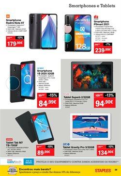 Promoções de Xiaomi em Staples