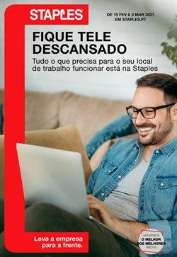 Folheto Staples ( 6 dias mais )