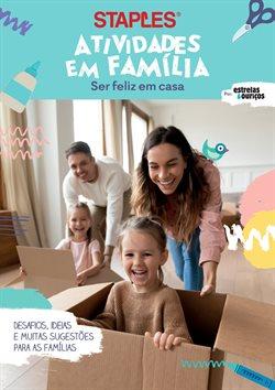 Ofertas Livros e lazer no folheto Staples em Lisboa ( 16 dias mais )