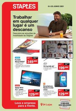 Ofertas de Livros e lazer no folheto Staples (  7 dias mais)