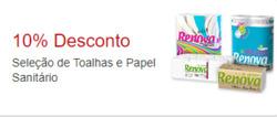 Promoção de Staples no folheto de Lisboa