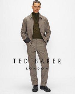 Ofertas de Ted Baker no folheto Ted Baker (  9 dias mais)