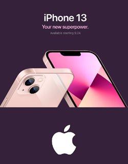 Ofertas de Apple no folheto Apple (  Mais de um mês)