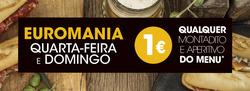Promoção de 100 Montaditos no folheto de Lisboa