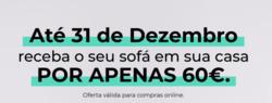 Promoção de OKsofás no folheto de Porto