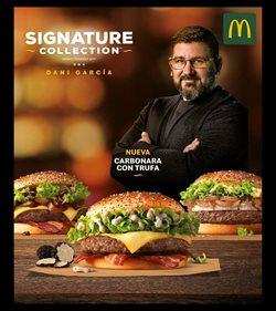 Ofertas Restaurantes no folheto McDonald's em Braga ( Mais de um mês )