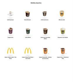 Ofertas Restaurantes no folheto McDonald's ( Mais de um mês )