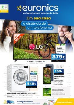 Ofertas Informática e eletrónica no folheto Euronics em Braga ( 3 dias mais )