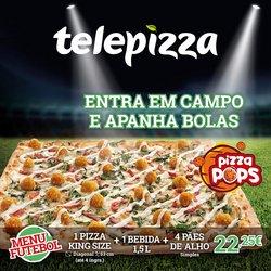 Catálogo Telepizza (  3 dias mais)