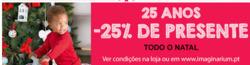 Promoção de Imaginarium no folheto de Lisboa