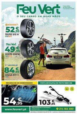 Ofertas de Automóveis no folheto Feu Vert (  Mais de um mês)