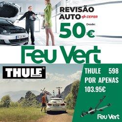 Catálogo Feu Vert (  5 dias mais)