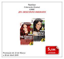 Promoção de Beauty no folheto de Amadora