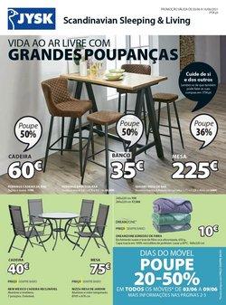 Ofertas de Casa e decoração no folheto JYSK (  2 dias mais)