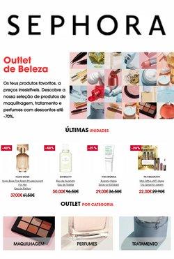 Ofertas de Perfumarias e beleza no folheto Sephora (  14 dias mais)