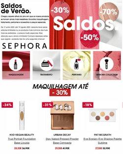 Ofertas de Sephora no folheto Sephora (  20 dias mais)