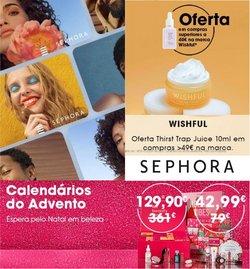 Ofertas de Cosmética e Beleza no folheto Sephora (  Publicado hoje)