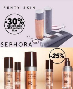 Ofertas de Sephora no folheto Sephora (  3 dias mais)