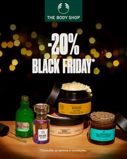 Cupão The Body Shop ( 3 dias mais )