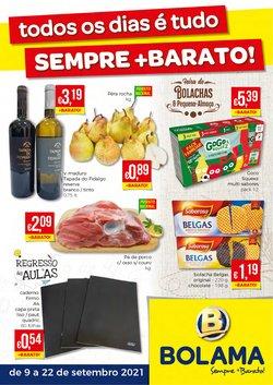 Catálogo Bolama (  2 dias mais)