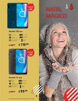 Folheto People's Phone em Caldas da Rainha ( Vencido )