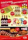 Folheto GidaCarnes Supermercados ( Vencido )