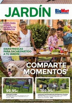 Ofertas de Bricolage, jardim e construção no folheto Big Mat (  Mais de um mês)